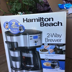 Double Coffee Brewer for Sale in Los Angeles, CA