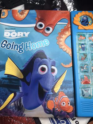 Finding Nemo dory talking book for Sale in Aurora, CO