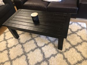 Wood Coffee Table for Sale in Alexandria, VA