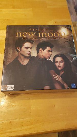 Twilight New Moon board game. New in a box. for Sale in Marietta, GA