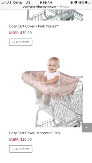 Comfort & Harmony cart cover for Sale in Grants Pass, OR