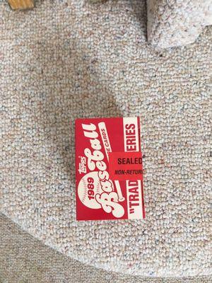 Topps 1989 Baseball Cards for Sale in Henderson, NV