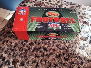 2004 topps football set for Sale in Los Angeles, CA