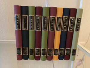 Set of 10 Poetry Books for Sale in Dallas, TX