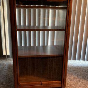 Stereo Shelving Unit for Sale in Reston, VA