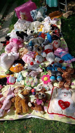 Stuffed animals/bears for Sale in Alsip, IL