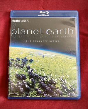 Planet Earth: The Complete BBC Series [Blu-ray] for Sale in Surprise, AZ