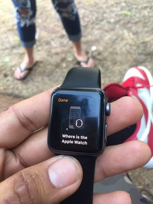 Apple Watch gps lte 38 mm for Sale in Riverside, CA