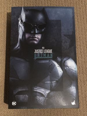 Hot Toys Batman Tactical Batsuit 1/6 Scale Figure (Justice League) for Sale in San Ramon, CA