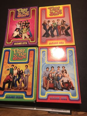 70 show dvd for Sale in Bakersfield, CA
