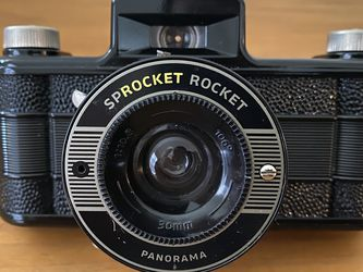 Film Tested Lomography Sprocket Rocket 35mm Film Camera for Sale in Arlington,  TX