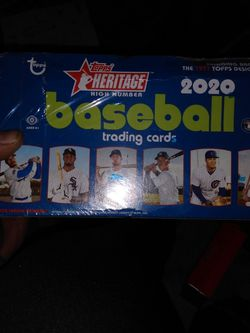 Topps Heritage Baseball Cards for Sale in Modesto,  CA