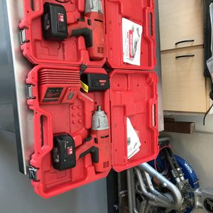 Milwaukee 1/2 inch impact for Sale in San Diego, CA