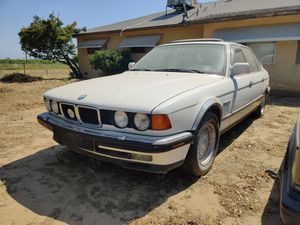BMW 750il V12 for Sale in Reedley, CA