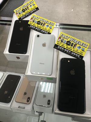iPhone 8 for Sale in Baton Rouge, LA