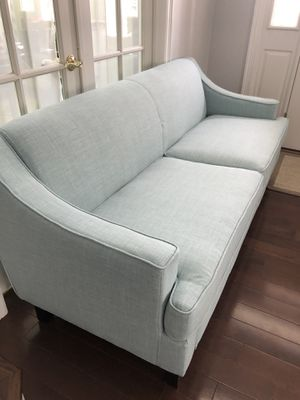 Turquoise Couch for Sale in Golden, CO