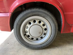 VW wheels 4x100 14x6 for Sale in Puyallup, WA