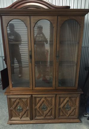 Antique china cabinet for Sale in Washington, DC
