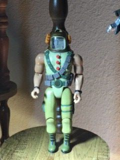1992 Video Command Action Figure by Toy Island for Sale in Leander, TX