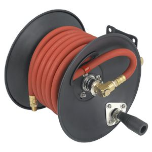 Harbor freight hose reel for Sale in Sanger, CA