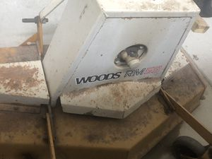 Woods RM 59 3pt finishing mower for Sale in Sunbury, OH