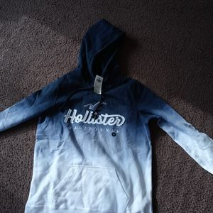 Brand New Blue Ombre Hollister Hoodie for Sale in Carneys Point Township, NJ