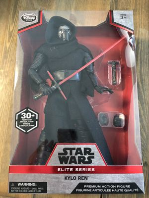 Disney Star Wars Kylo Ren Elite Series Premium Action Figure New in Box for Sale in Keizer, OR