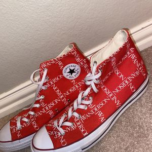 Jw Anderson Converse Red for Sale in Mansfield, TX