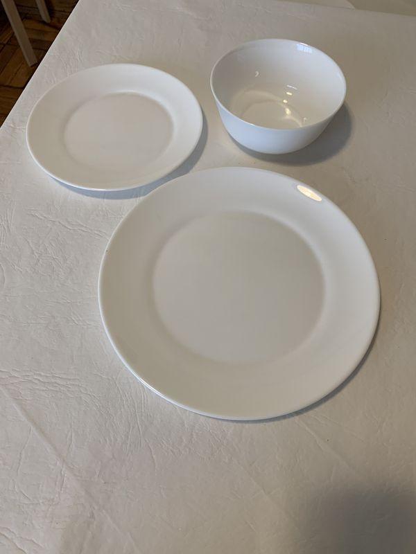 IKEA Dishes Dinnerware Set (12 pcs)
