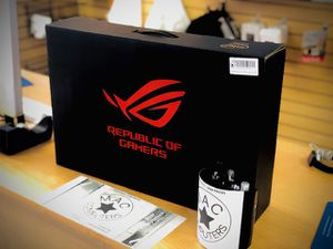 No Credit Needed!! ASUS ROG GX502G-PB74. SAME DAY SHIPPING for Sale in Fletcher, NC