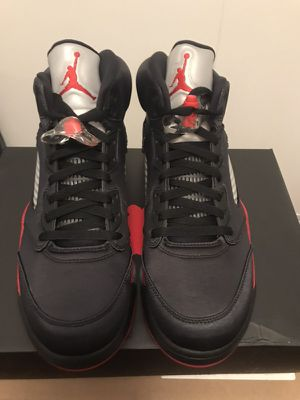 Air Jordan Retro 5 Satin Bred Size 9.5 Brand New for Sale in Rowland Heights, CA