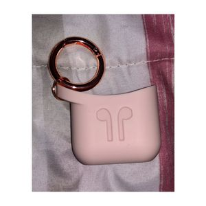 PodPocket - Case for Apple AirPods - Ash Pink for Sale in Phoenix, AZ