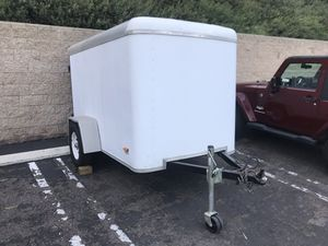5 x 8 Pace Enclosed Trailer - $1900 for Sale in Dana Point, CA