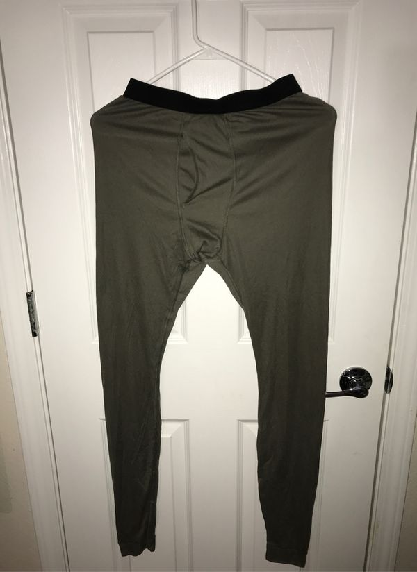 3 PATAGONIA CAPILENE BOTTOMS (M) WITH TAGS