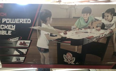 MD sports air hockey table in the box for Sale in Turlock,  CA