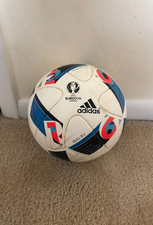 Official Match Soccer ball (Euro 2016 Ball) for Sale in Germantown, MD