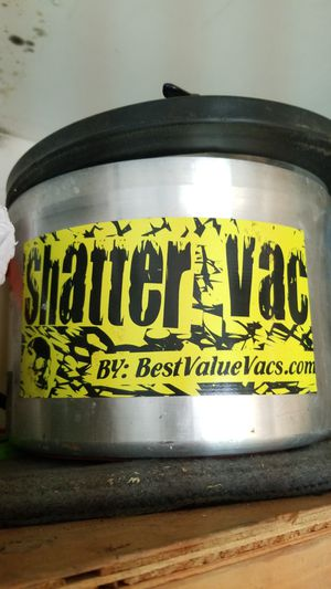 Shatter vac setup complete pump, heat pot, much more, got trim for your first bstch evan for Sale in Tacoma, WA