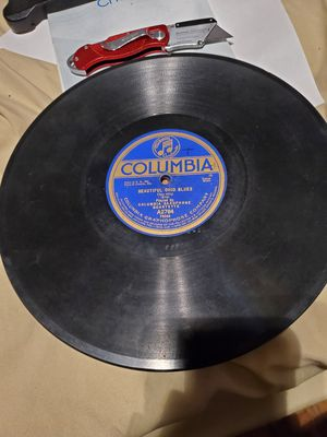 Columbia A2784 saxophone quartet beautiful ohio blues 78 rpm for Sale in La Mirada, CA