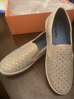 Bridal reception shoes size 71/2 for Sale in Goodlettsville, TN