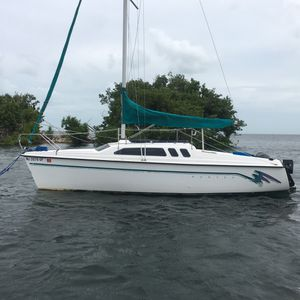Hunter 23.5 Sailboat for Sale in Miami, FL