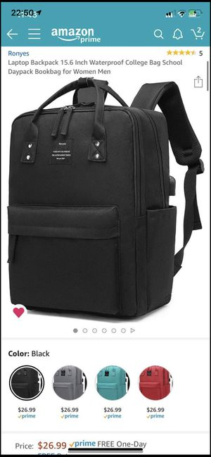 Laptop backpack for Sale in Pompano Beach, FL