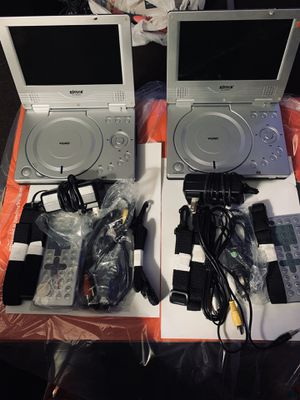 RJTECH DVD player(2) for Sale in North Las Vegas, NV