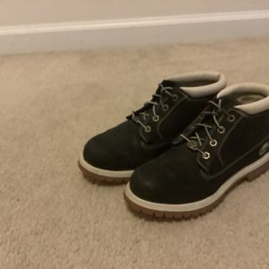 Used Black Timberland's $80 for Sale in Powder Springs, GA