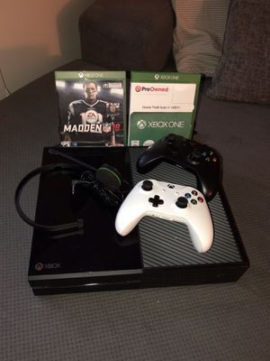 Xbox one for Sale in Southington, CT