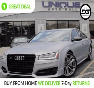 2017 Audi S8 plus for Sale in South Ambou, NJ