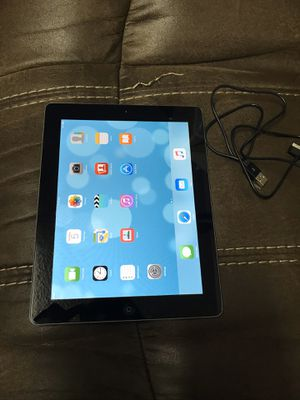 Apple ipad2 , 2nd gen, WIFI excellent condition for Sale in Fresno, CA