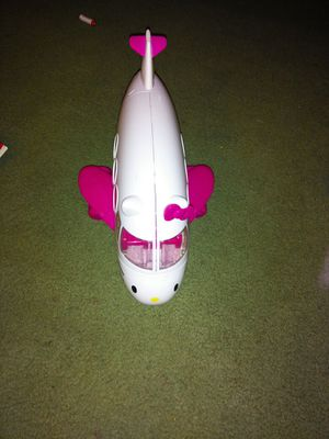 Hello kitty plane for Sale in Donora, PA