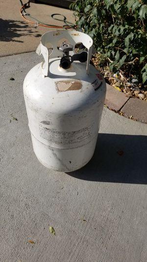 Rv large propane tank $25 & regular tanks $15 for Sale in Denver, CO