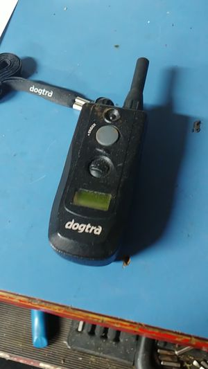 Dogtra Collar Remote for Sale in Vancouver, WA