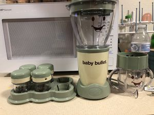 Baby bullet for Sale in Kent, WA